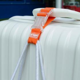 Manjianghong Strap Koper Penggantung Barang Adjustable Luggage Strap - 300101 - Mix Color - 3