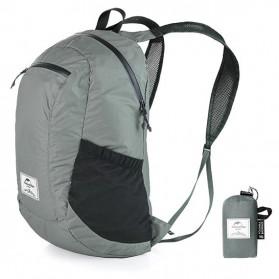 NatureHikeTas Travel Foldable - NH17A012-B - Black - 2