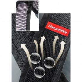 NatureHikeTas Travel Foldable - NH17A012-B - Black - 5