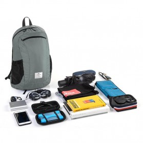 NatureHikeTas Travel Foldable - NH17A012-B - Black - 6