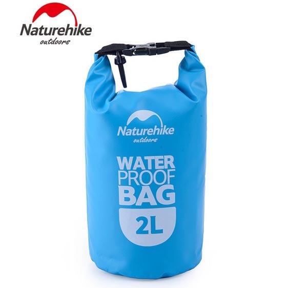 9ef0667049d ... NatureHike Outdoor Waterproof Dry Bag 2 Liter - NH15S222-D - Blue - 1  ...