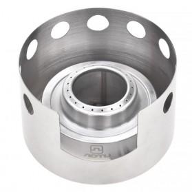 Aotu Kompor Gas Alcohol Stove Portable untuk Camping - AT6387 - Silver - 9