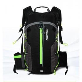 CoolChange Tas Ransel Gunung Hiking Sepeda Waterproof 10L - 03010 - Black - 2