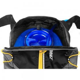 CoolChange Tas Ransel Gunung Hiking Sepeda Waterproof 10L - 03010 - Black - 9