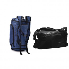 Free Knight Tas Ransel Fitness Duffel Bag - Black