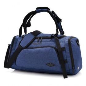 Free Knight Tas Ransel Fitness Duffel Bag - Black - 5