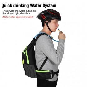 West Biking Tas Olahraga Sepeda 15L with Hydration Slot - YP070 - Black - 9