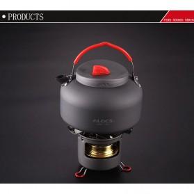 Alocs Kompor Gas Alcohol Stove Portable untuk Camping - CS-B13 - Black - 2