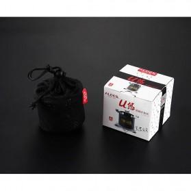 Alocs Kompor Gas Alcohol Stove Portable untuk Camping - CS-B13 - Black - 4