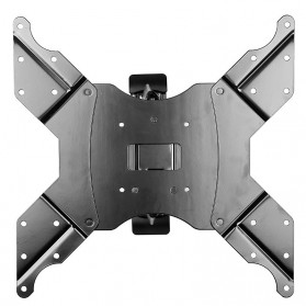 Telescopic TV Bracket 400 x 400 Pitch for 25-52 Inch TV - Black - 2