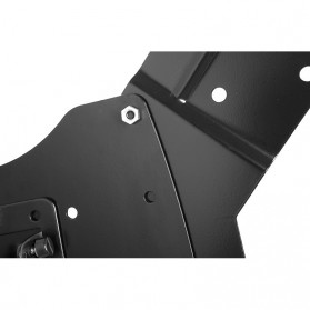 Telescopic TV Bracket 400 x 400 Pitch for 25-52 Inch TV - Black - 5
