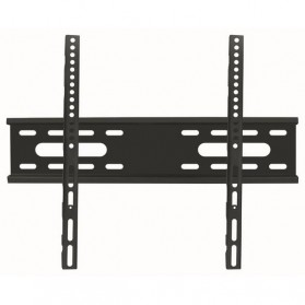 TV Bracket 1.3mm Thick 400 x 400 Pitch for 26-55 Inch TV - Black