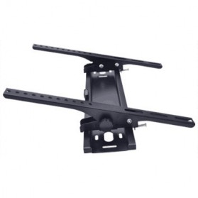 Taffware TV Bracket 1.5mm Thick 600 x 400 Pitch for 32 - 65 Inch TV - YT-DT600 - Black - 2