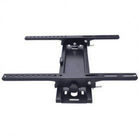 Taffware TV Bracket 1.5mm Thick 600 x 400 Pitch for 32 - 65 Inch TV - YT-DT600 - Black - 3