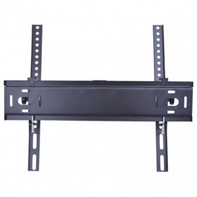 TV Bracket 1.5mm Thick 400 x 400 Pitch for 26-55 Inch TV - Black