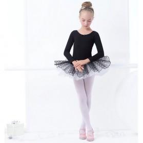 Baju Ballet Ballerina Rok Tutu Umur 4-5 Tahun - 301X01 - Pink - 3