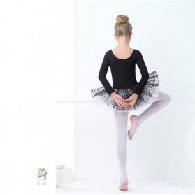 Baju Ballet Ballerina Rok Tutu Umur 4-5 Tahun - 301X01 - Pink - 4