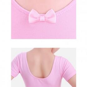 Baju Ballet Ballerina Rok Tutu Umur 4-5 Tahun - 301X01 - Pink - 5