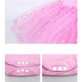 Baju Ballet Ballerina Rok Tutu Umur 4-5 Tahun - 301X01 - Pink - 6