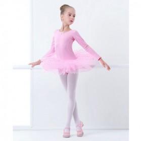 Baju Ballet Ballerina Rok Tutu Umur 5-6 Tahun - 301X01 - Pink