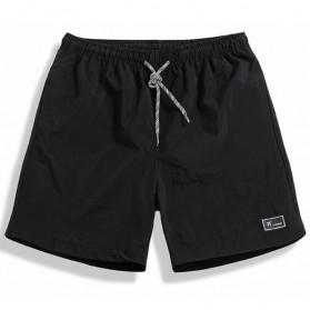 OufiSun Celana Pendek Pria Casual Summer Waterproof Size XXL - GB1841 - Black