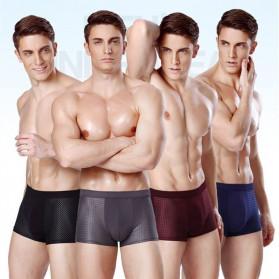 SKY HERO Celana Dalam Boxer Brief Pria Size XL 4PCS - MU0015 - Multi-Color - 2