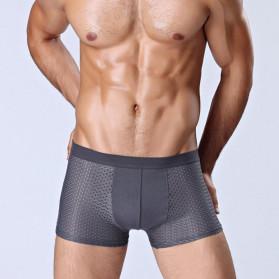 SKY HERO Celana Dalam Boxer Brief Pria Size XL 4PCS - MU0015 - Multi-Color - 5