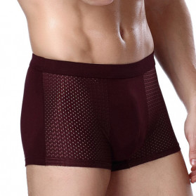 SKY HERO Celana Dalam Boxer Brief Pria Size XXXL 4PCS - MU0015 - Multi-Color - 4