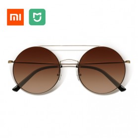 Xiaomi TS Turok Steinhardt Kacamata Retro Polarized Sunglasses - Brown - 1