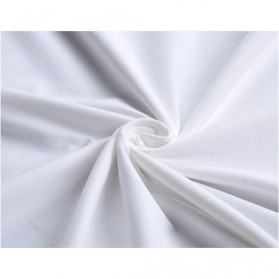 Kaos Polos Katun Wanita O Neck Size S - 86201 / T-Shirt - Black - 3