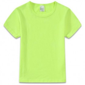 Kaos Polos Katun Wanita Lengan Pendek O Neck Size L - 85601 / T-Shirt - Green