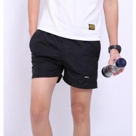 Jie Te Si Celana Pantai Santai Pria Anti-UV Size L - GD-K30 - Black - 2