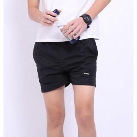 Jie Te Si Celana Pantai Santai Pria Anti-UV Size L - GD-K30 - Black - 3