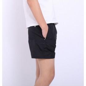 Jie Te Si Celana Pantai Santai Pria Anti-UV Size L - GD-K30 - Black - 5