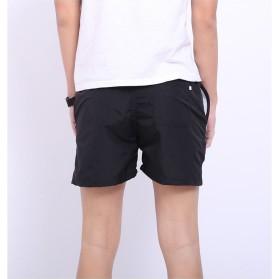Jie Te Si Celana Pantai Santai Pria Anti-UV Size L - GD-K30 - Black - 6