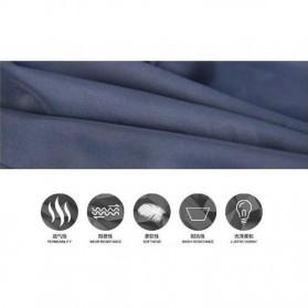 Jie Te Si Celana Pantai Santai Pria Anti-UV Size L - GD-K30 - Black - 7