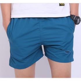 Jie Te Si Celana Pantai Santai Pria Anti-UV Size L - GD-K30 - Blue