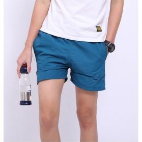 Jie Te Si Celana Pantai Santai Pria Anti-UV Size L - GD-K30 - Blue - 2