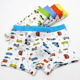 Celana Dalam Anak Pria Size M - Multi-Color - 2