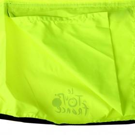 Rockbros Jaket Gunung Rain Windcoat Size L - Green - 5