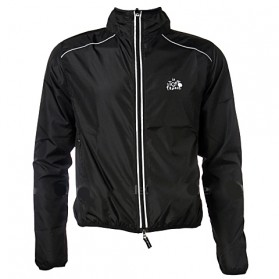 Rockbros Jaket Gunung Rain Windcoat Size XL - Black