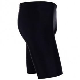 Celana Renang Pria SPA Beach Swimming Trunk Pants Size XL - Black - 4