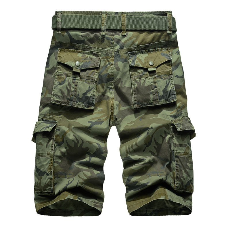 Celana Camouflage Military Pendek Pria Size 30 Khaki Jakartanotebook Com