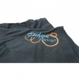 Celana Renang Pria Swimming Trunk Anti Bacterial Underpants Size L - Black - 6