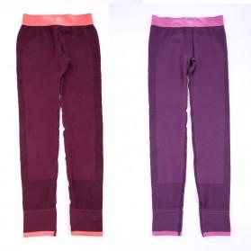 Celana Panjang Olahraga Wanita Size S - Gray - 5
