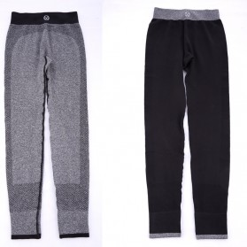 Celana Panjang Olahraga Wanita Size S - Gray - 6