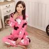 Pakaian Wanita Terbaru - Piyama Wanita Karakter Kartun Size M - Pink