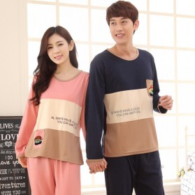 Piyama Sweet Couple Wanita Size M - Pink - 3