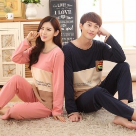Piyama Sweet Couple Wanita Size M - Pink - 4