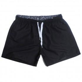 Celana Pendek Pria Summer Beach Size M - Black